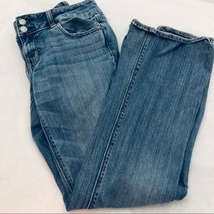 American Eagle Stretch Boot Cut Jeans Size 8